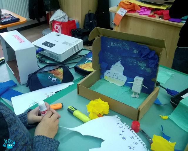 Atelier Scenografie nr. 2 - 2016-04-11
